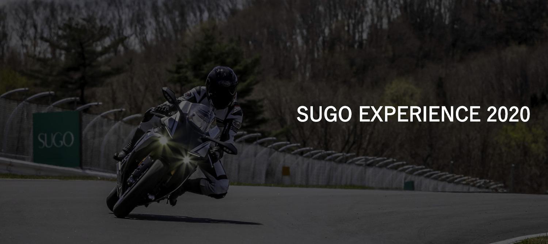 SUGO EXPERIENCE 2020